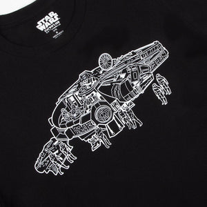 Millennium Falcon Vintage Toy Long Sleeve