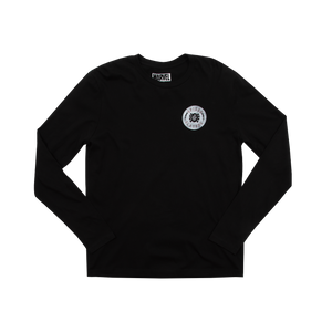 Spider Slayers Band Black Long Sleeve