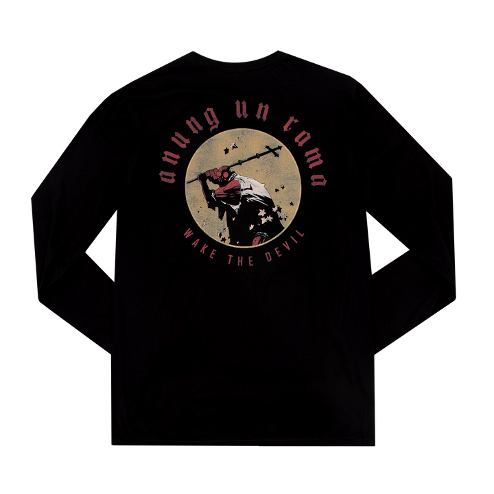 Hellboy Wake The Devil Black Long Sleeve