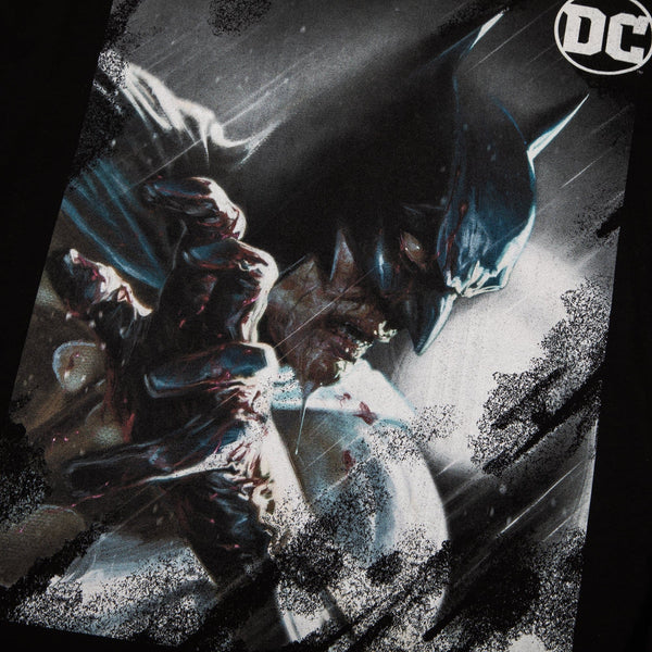 Batman DCeased Black Long Sleeve