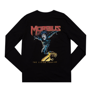 Morbius Gargoyle Black Long Sleeve