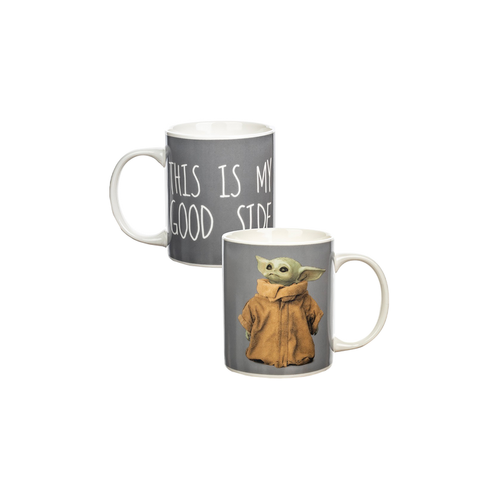 Star Wars The Mandalorian The Child Ceramic Mug