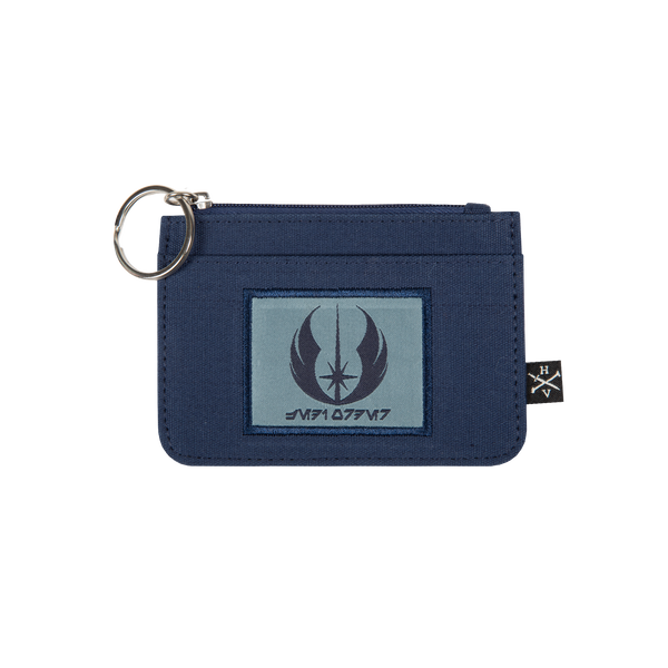 Star Wars Jedi Blue Wallet