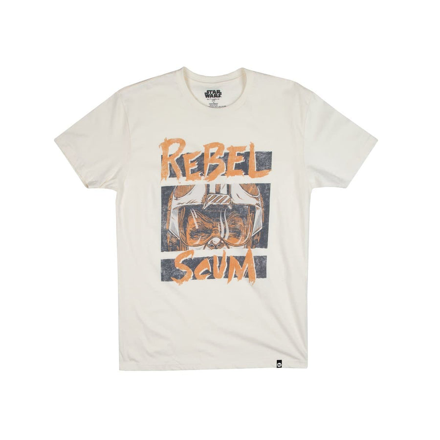 Star Wars Rebel Scum Natural Tee