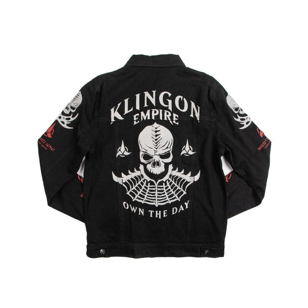 Star Trek Klingon Empire Men's Denim Jacket
