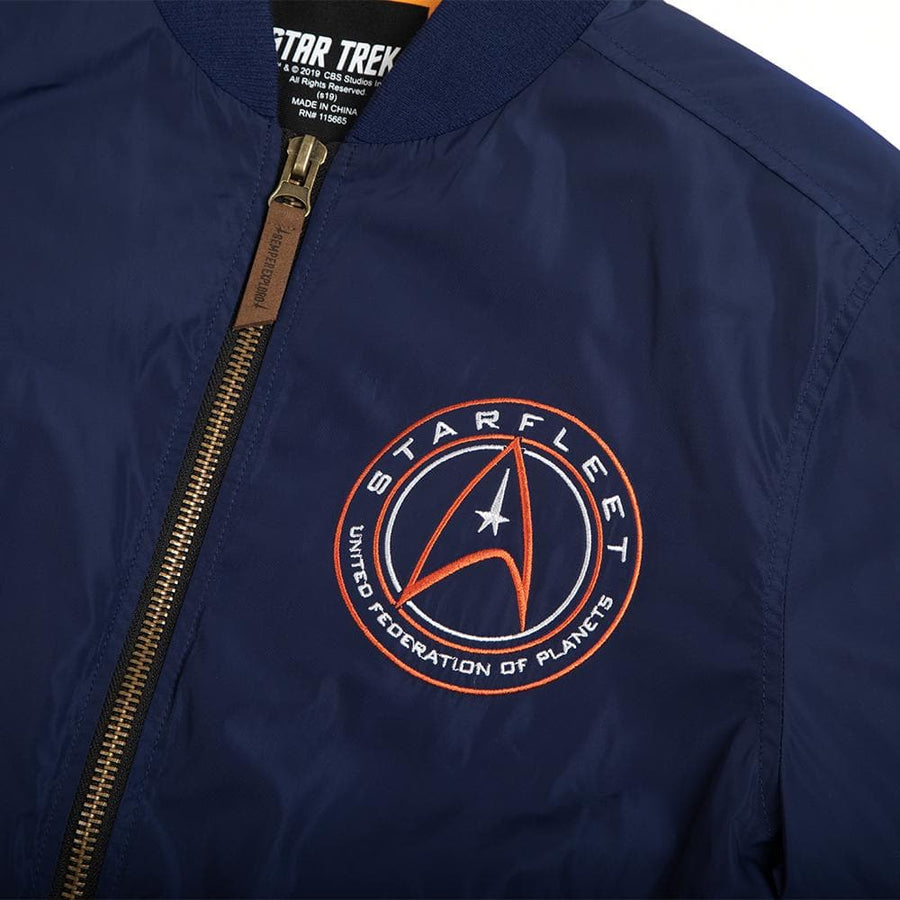 Star Trek Federation Men's Bomber Jacket