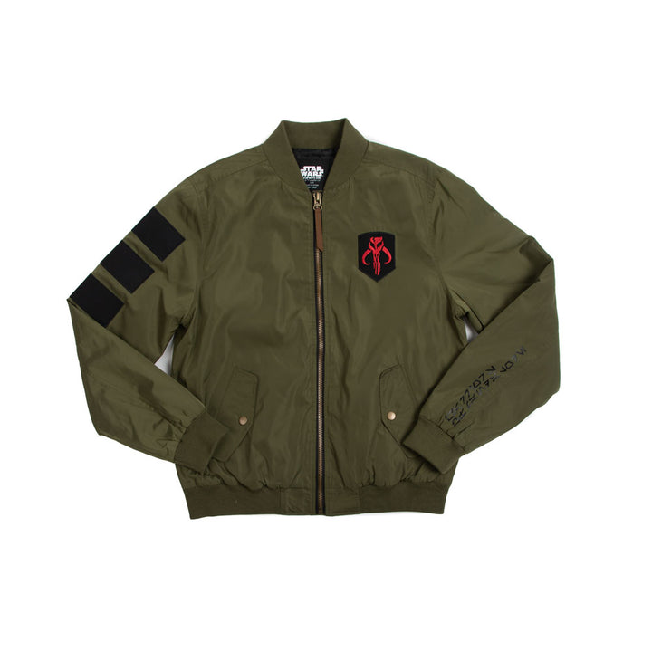 Star Wars Warriors of Mandalore Bomber Jacket