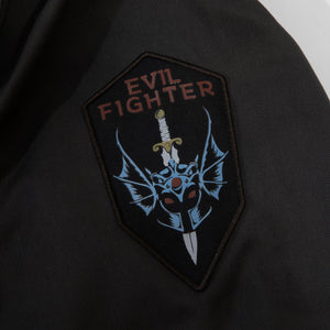 D&D Warduke Evil Fighter Jacket