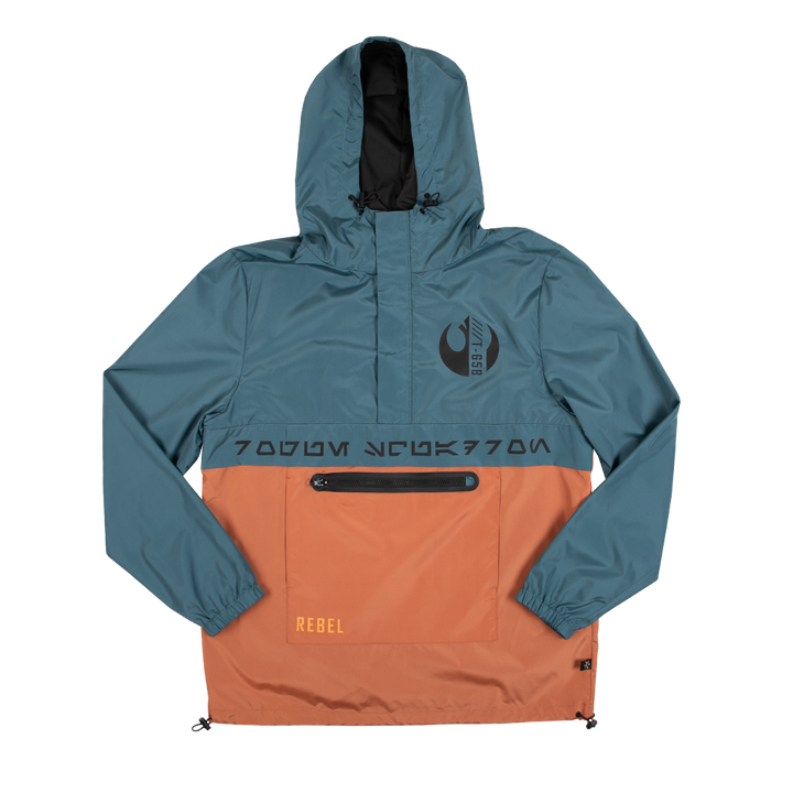 Rebel Alliance Windbreaker