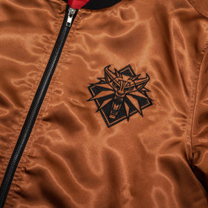 The Witcher Bomber Jacket