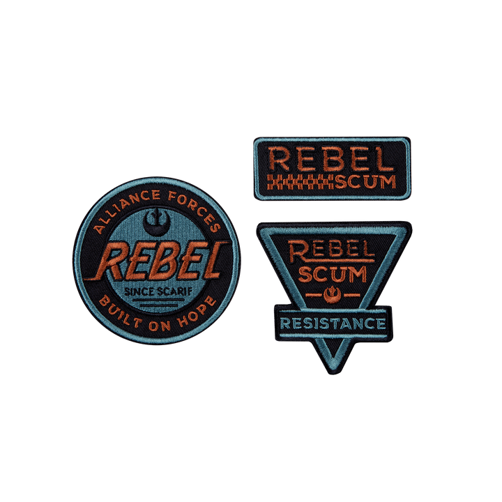 Alliance Forces Patch Set