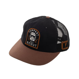Star Wars Endor Scout Trooper Mesh Snapback Hat