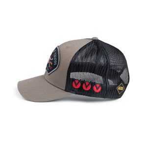 Star Wars X Wing Mesh Snapback Hat
