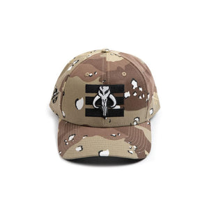 Star Wars Warriors of Mandalore Camo Hat