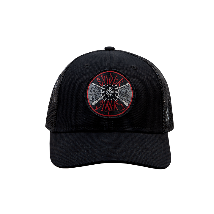 Spider Slayers Band Snapback