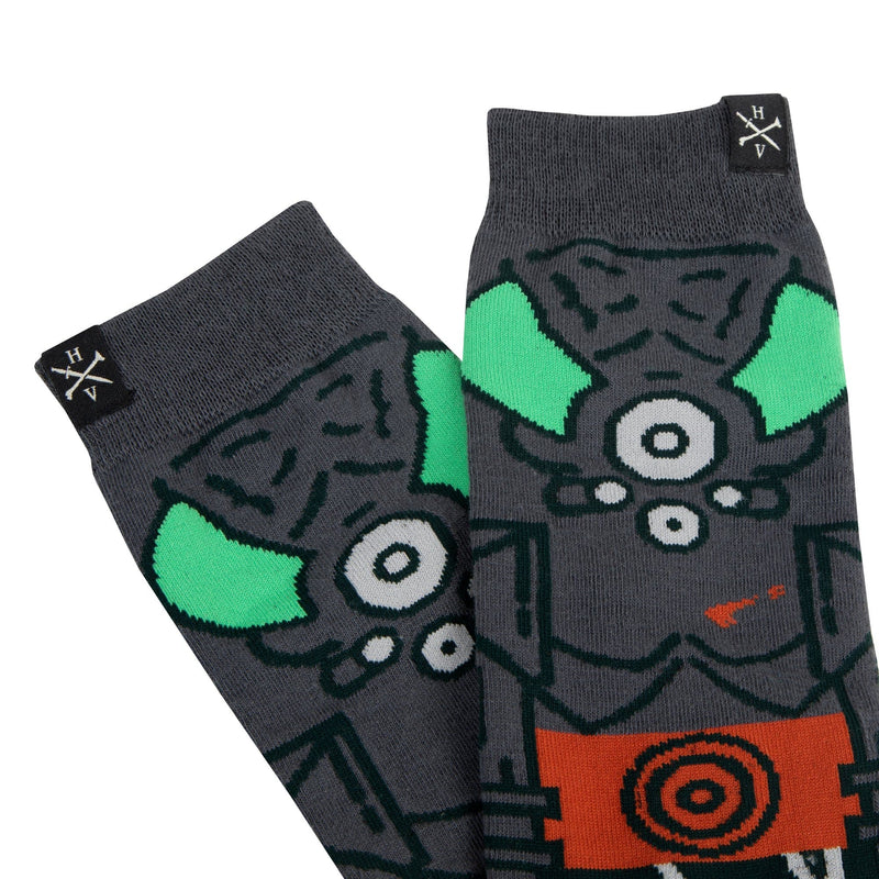 Star Wars 4-LOM Crew Socks