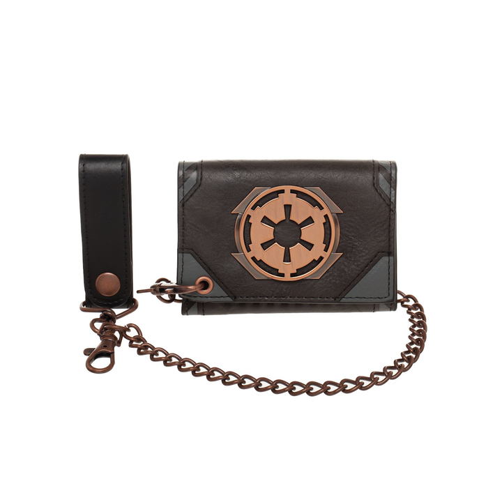 Star Wars Endor Men's Chain Wallet