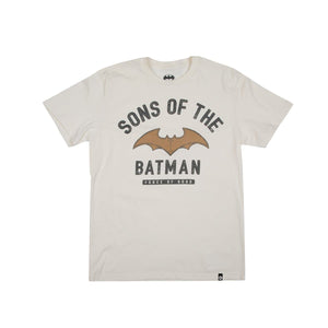 Sons of the Batman Force of Good Natural Tee