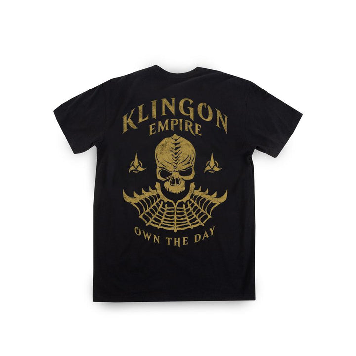 Star Trek Klingon Empire Warriors Black Tee
