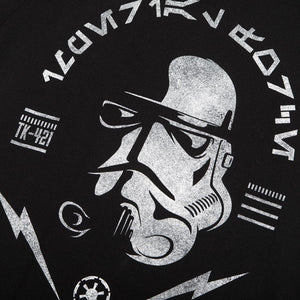 Star Wars Stormtrooper Black Tee