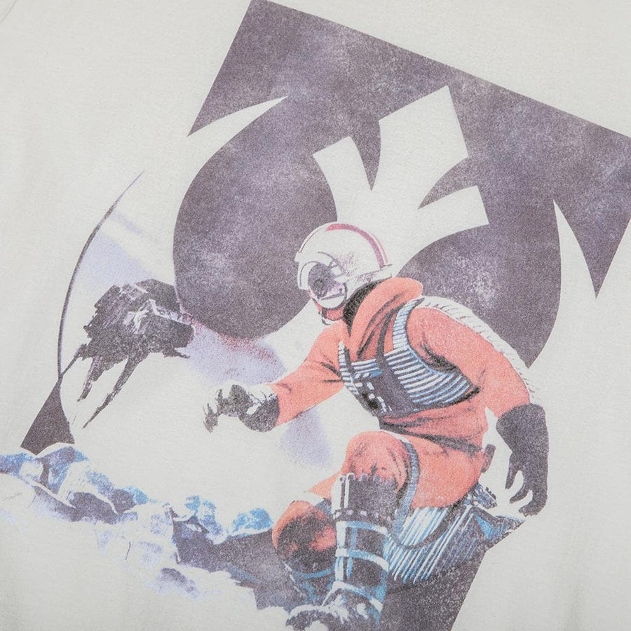 Star Wars Battle of Hoth Concept Art Tee