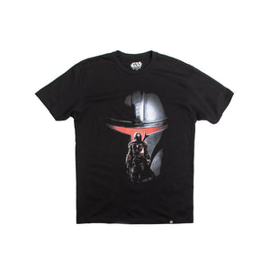 Exclusive Star Wars The Mandalorian Black Tee