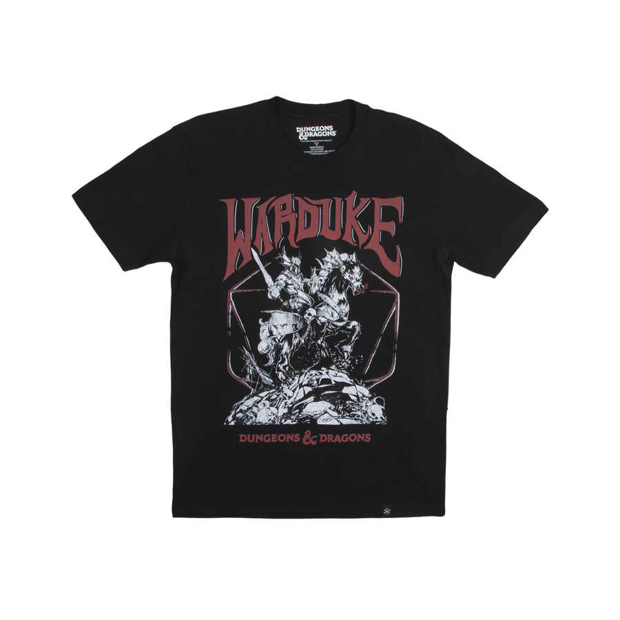 D&D Warduke Evil Fighter Tee