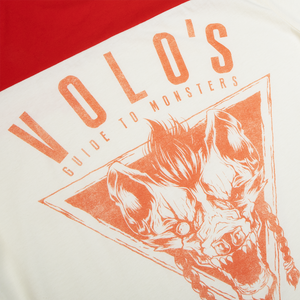 D&D Volo's Guide Retro Yoke Tee