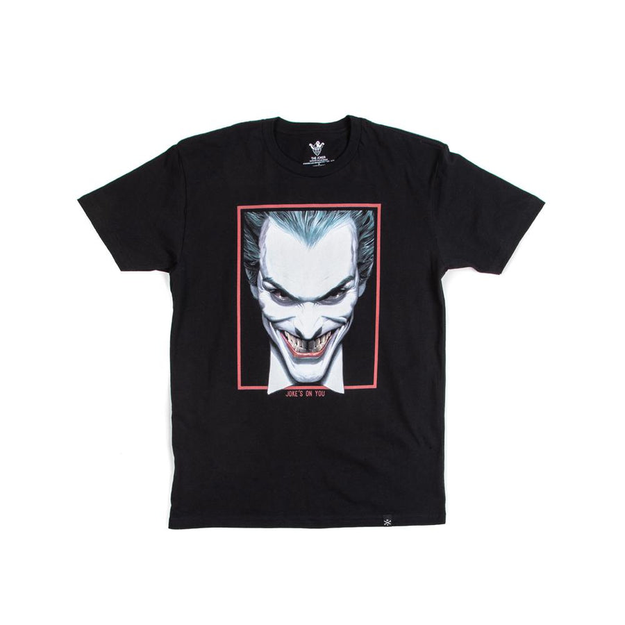 Batman & Joker Alex Ross Joker Tee