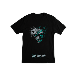 Magic the Gathering Big Bad Wolf Tee