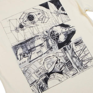 Star Wars Battle of Yavin Storyboard Tee