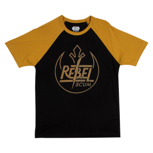 Rebel Scum Icon Raglan