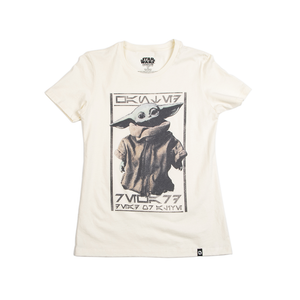 Star Wars The Bounty Women's Tee, Natural