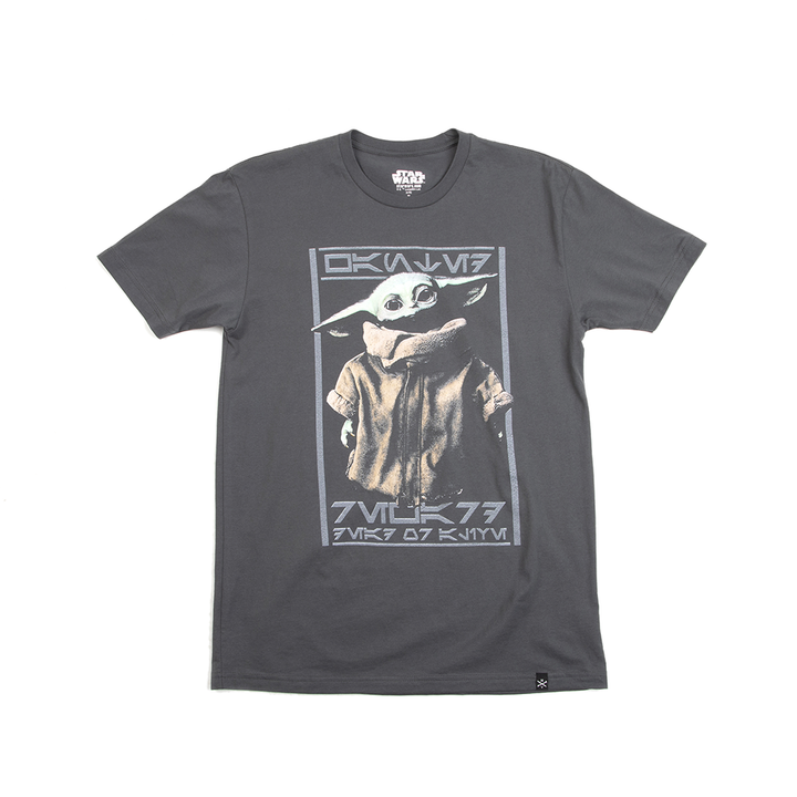 Star Wars The Bounty Men's Tee, Charcoal