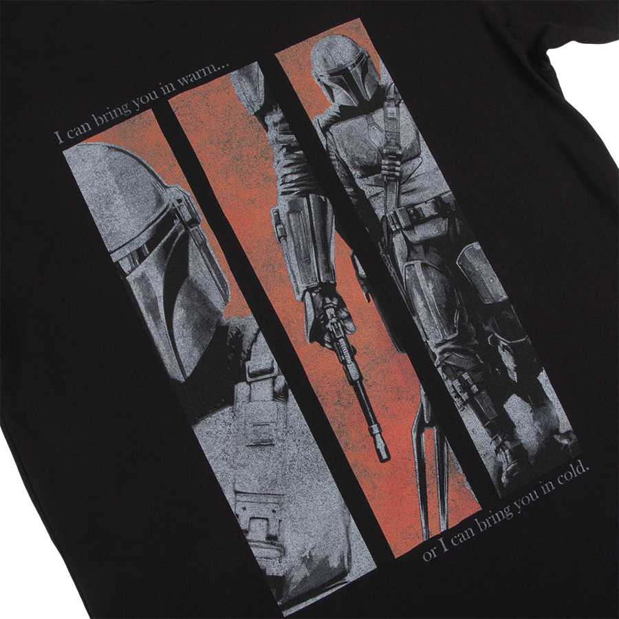 Warm or Cold Mandalorian Tee