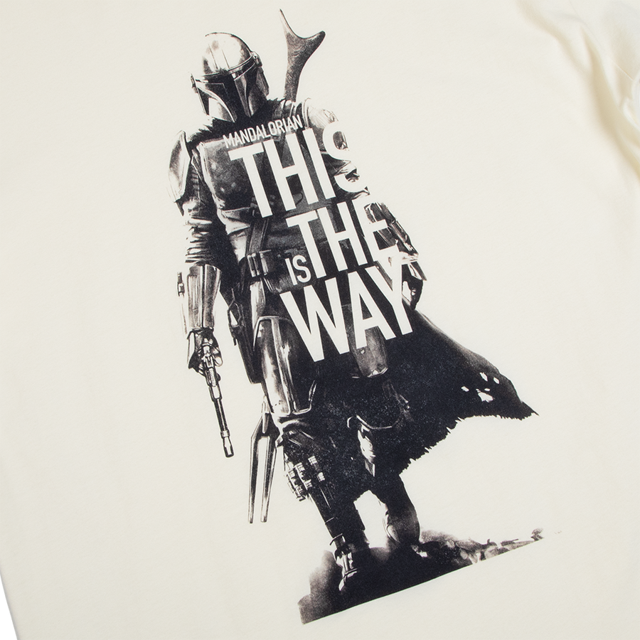 This Is The Way Mando Tee