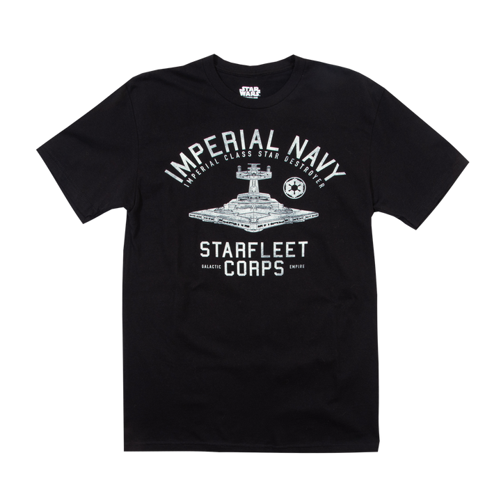 Imperial Fleet Black Tee