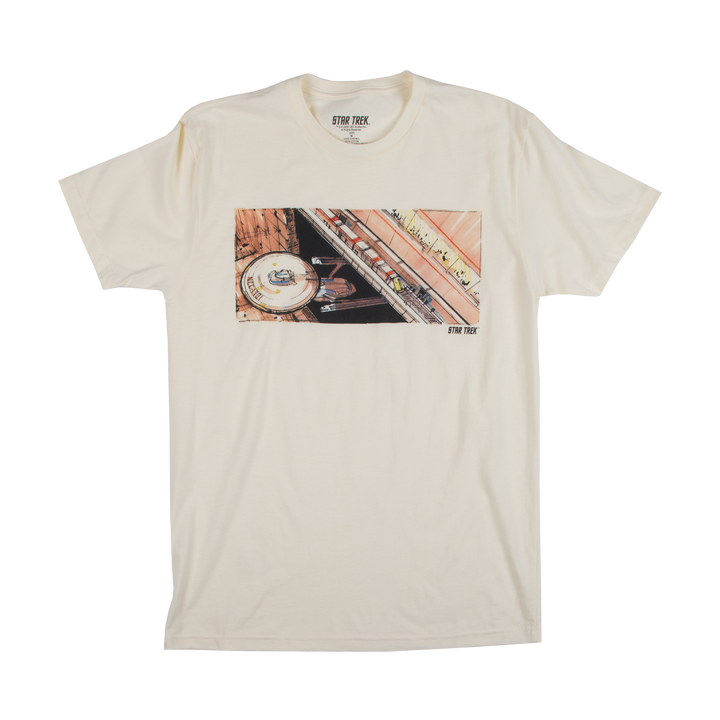 Enterprise Story Board Tee