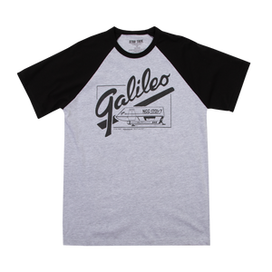 Star Trek Galileo Raglan