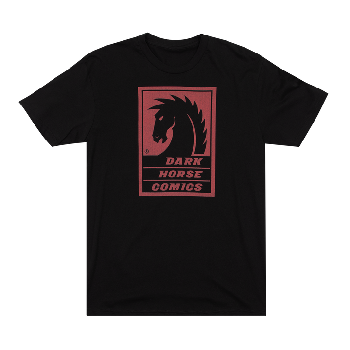 Dark Horse Comics Black Tee