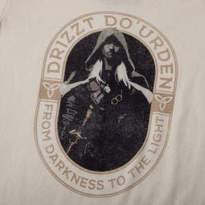 Drizzt From Darkness Women's Natural Tee