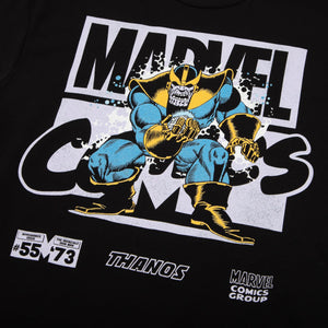 Marvel Comics Thanos Black Tee