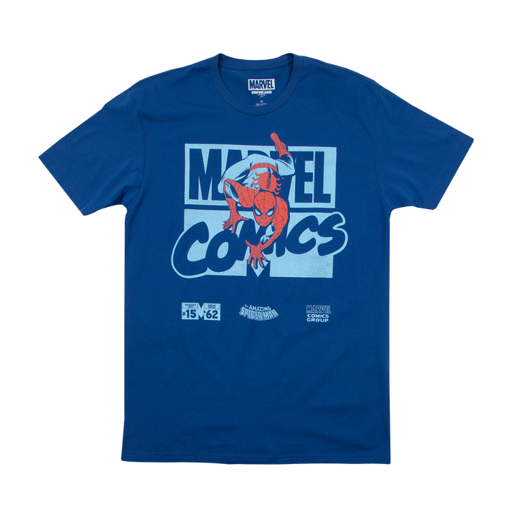 Marvel Comics Spider-Man Royal Tee