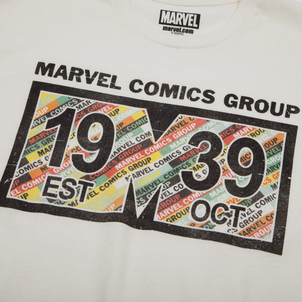 Marvel Comics Group '39 Natural Tee