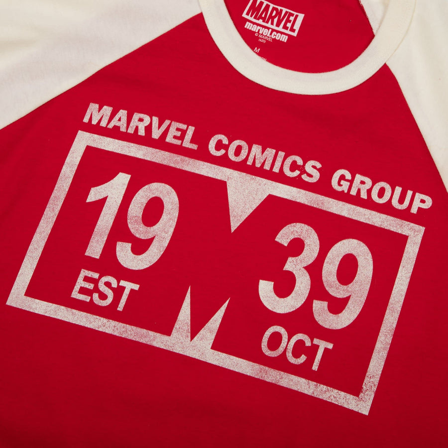 Marvel Comics Group '39 Raglan