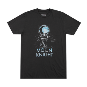 Moon Knight Gargoyle Charcoal Tee
