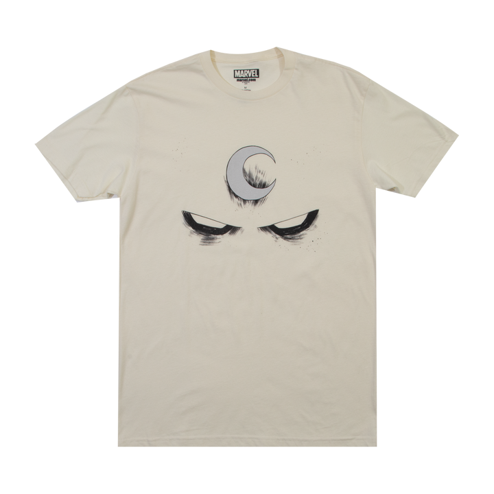 Moon Knight Eyes Natural Tee