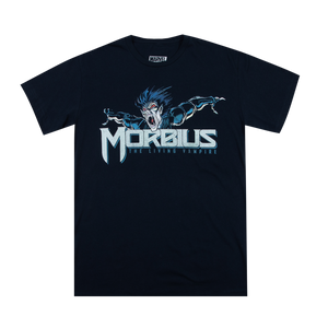 Morbius Screaming Navy Tee