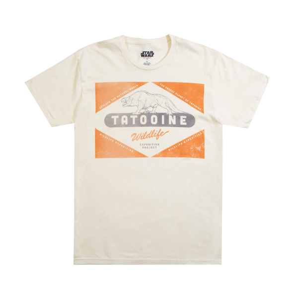 Tatooine Outfitters Natural Tee