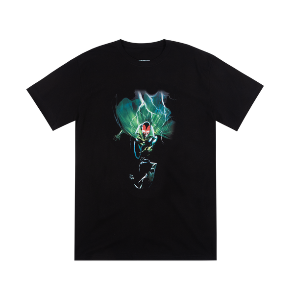 Vision Descending Black Tee
